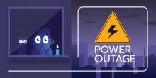 Got a Power Cut in Sleaford?  Here's what to do: